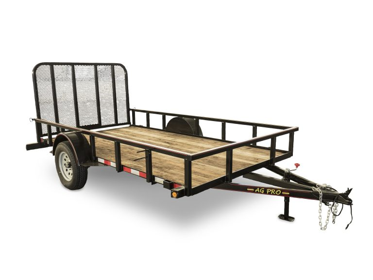 Deluxe Utility Trailers