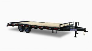 Deckover Flatbed Trailers