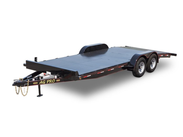 Deluxe Diamond Floor Car Trailers