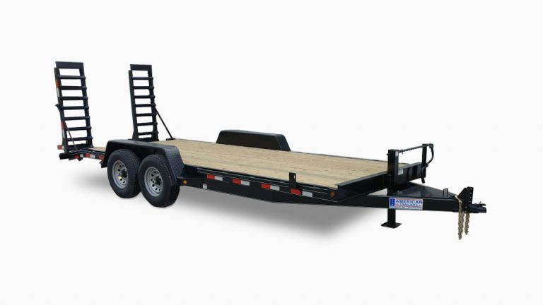 Deluxe Fender Equipment Trailers