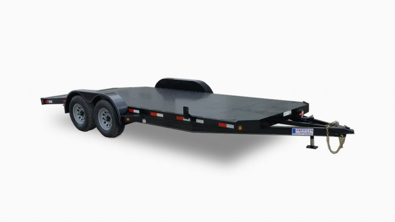 Standard Diamond Floor Car Trailers