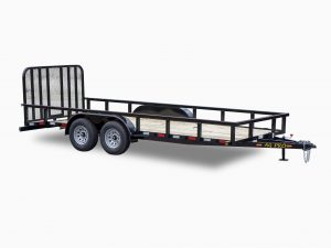 Tandem Utility Trailers